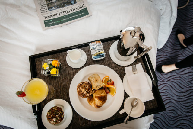 Room Service at Read House