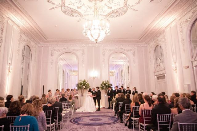 Chattanooga Wedding Venues at The Read House Hotel